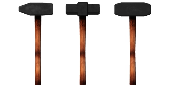 3DOcean sledge hammer 14099519