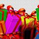 Christmas Gift Trasnsition