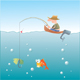 Fishing - GraphicRiver Item for Sale