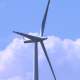 Wind Turbine Close-up - VideoHive Item for Sale