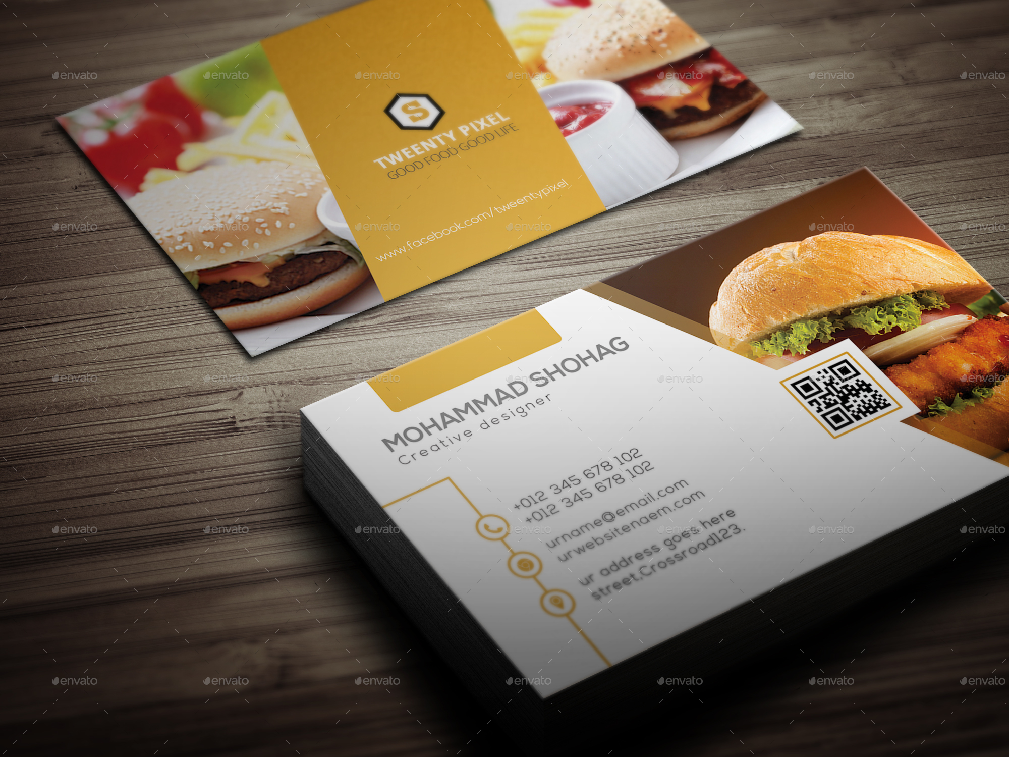 best of image of restaurant business card business cards