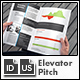 Quick Business Plan / Elevator Pitch - US Letter