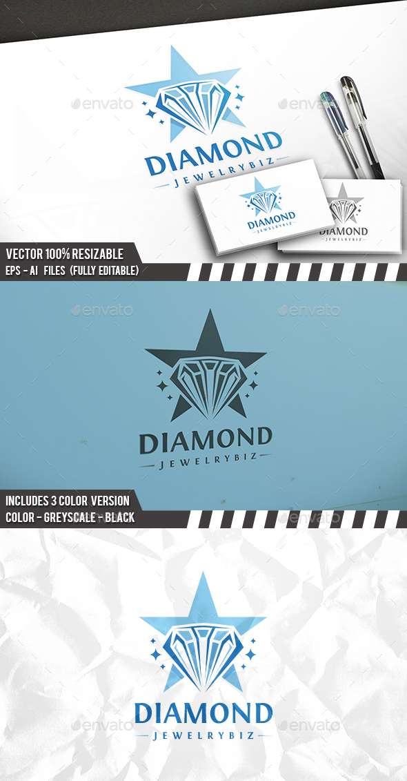 Diamond Star Logo