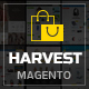 Harvest - Magento Responsive Theme - ThemeForest Item for Sale