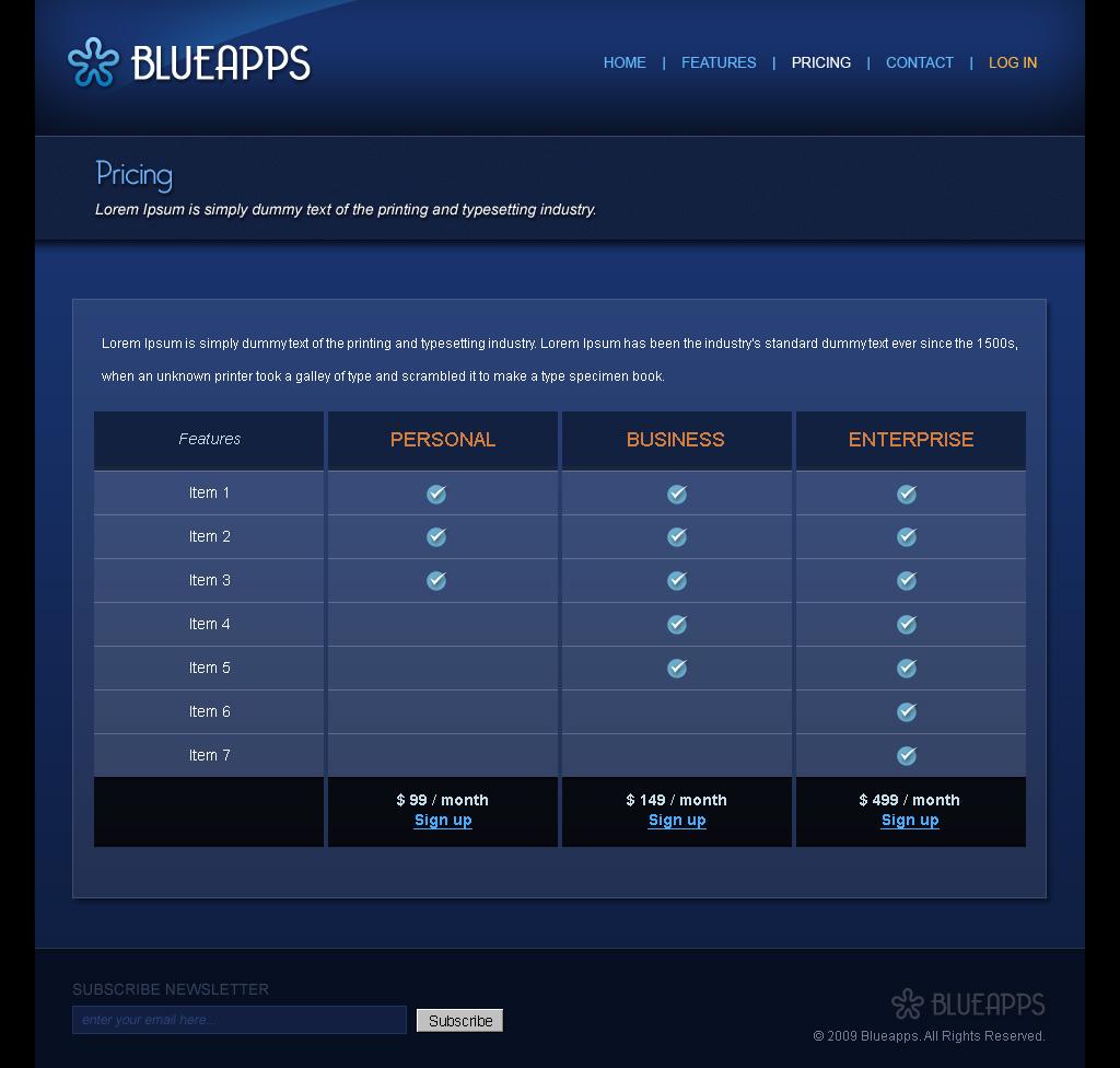 Blueapps