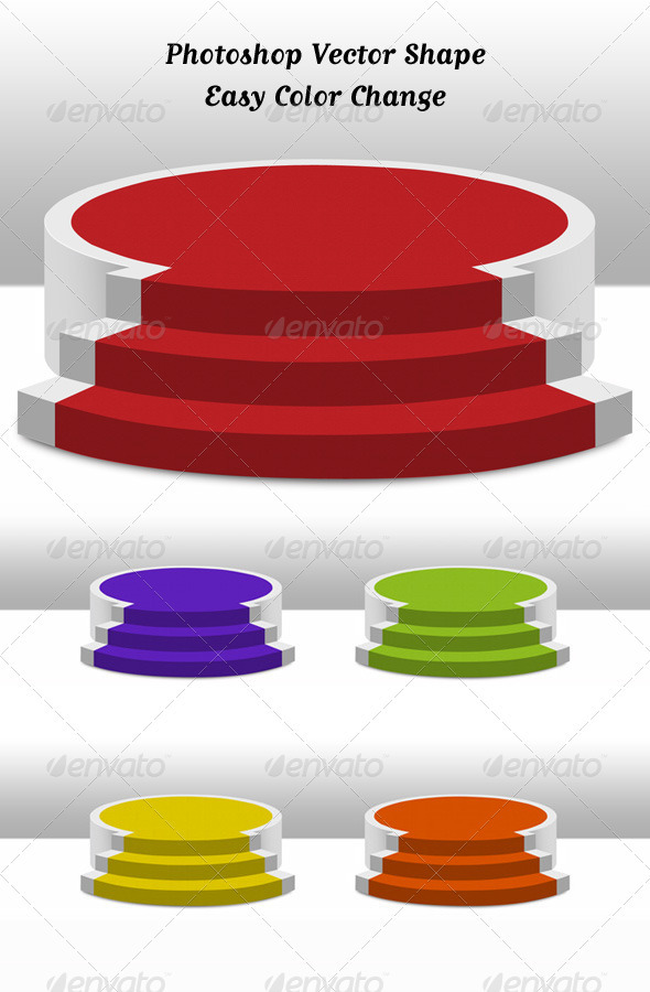 GraphicRiver Podium 1406985