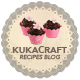 Kukacraft–Sweet Recipe WP Blog +RTL