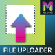 File Uploader Muse Widget by Muse For You