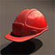Low Poly Safety Helmet + Unity & Unreal