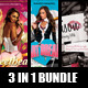 Mega Valentines Flyer Bundle Pack - GraphicRiver Item for Sale