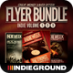 Indie Flyer/Poster Bundle Vol. 1-3 - GraphicRiver Item for Sale