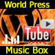 WP Video Music Box