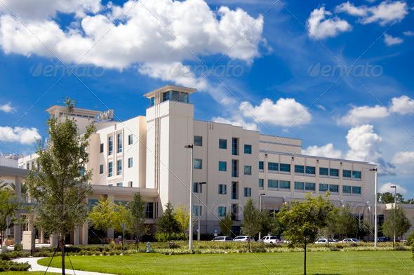 PhotoDune Modern Hospital 1409421