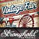 Vintage Carnival Fair Event Branding Templates