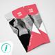 Modeling Agency Trifold Brochure
