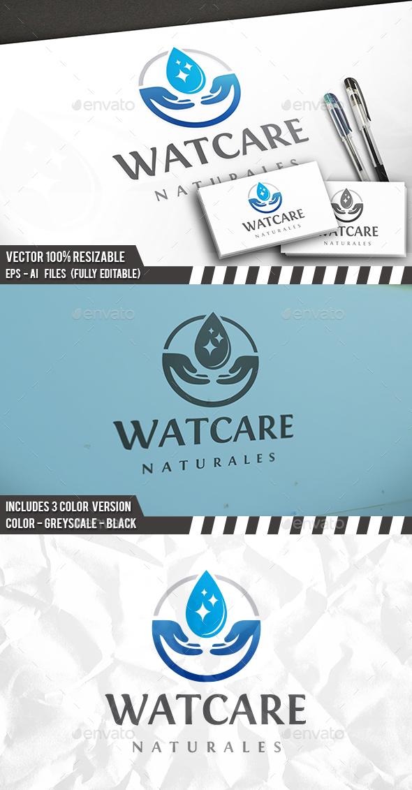 Water Care Logo