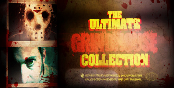 After Effects Project - VideoHive The Ultimate Grindhouse Collection V1 133 ...