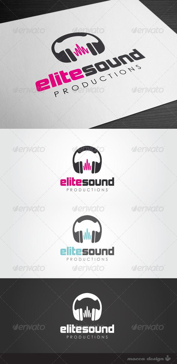 GraphicRiver Elite Sound Logo 1410050