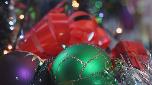 Christmas Lights and Gifts