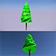 Low Poly Tree - 8
