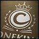C Letter Crest Logo