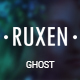Ruxen - Responsive Ghost Blog Theme - ThemeForest Item for Sale
