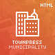 TownPress - Municipality HTML Template - ThemeForest Item for Sale