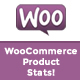 WooCommerce Product Stats - CodeCanyon Item for Sale
