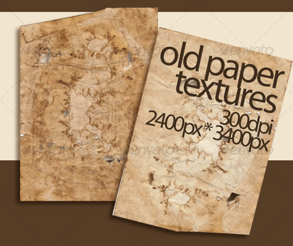 GraphicRiver old paper texture 55975