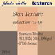 skin texture collection 1a-f
