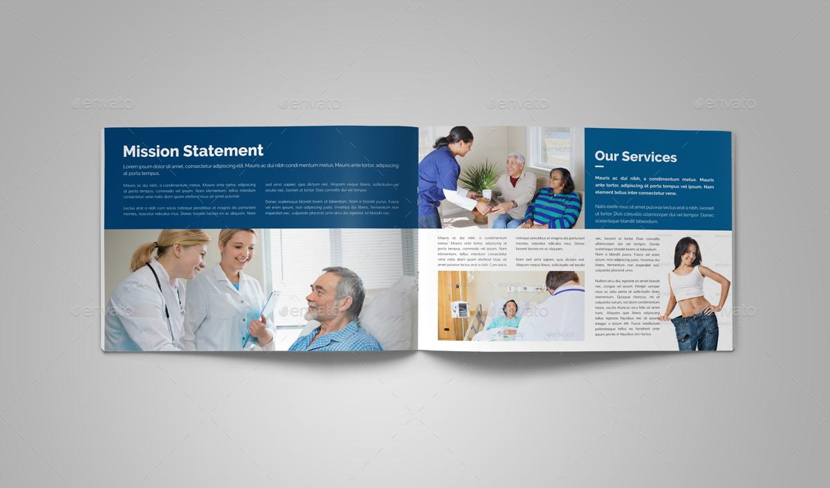 Medical HealthCare Brochure Design v2 by JbnComilla – Healthcare Brochure