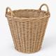 Wicker Basket Ikea Nipprig