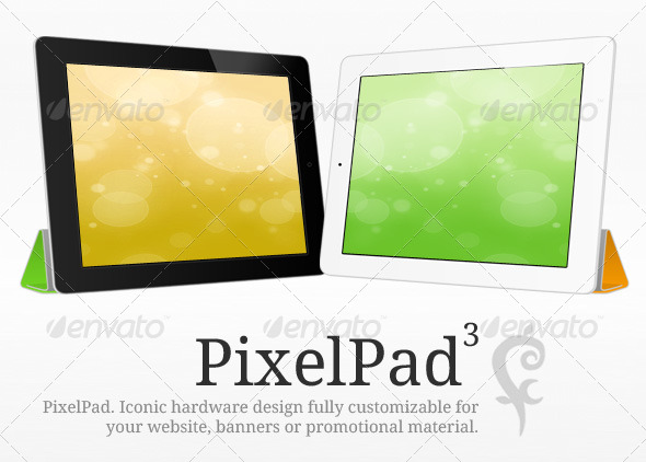 PixelPad 3 - Mobile Displays