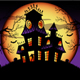 Download Vector Spooky Haunted House