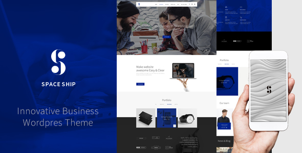 Download Spaceship - Multipurpose WordPress Theme nulled download