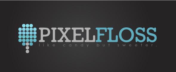 Pixelflossbanner