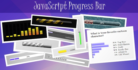 CodeCanyon Progress Bar 168054