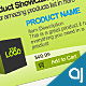2 Style web boxes for product showcase display - GraphicRiver Item for Sale