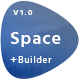 Space - Responsive Email Template + Online Builder