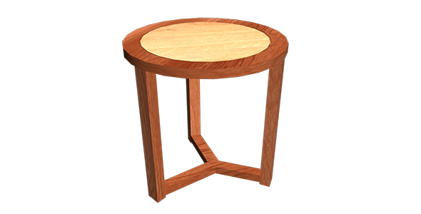 Stool  - 3DOcean Item for Sale