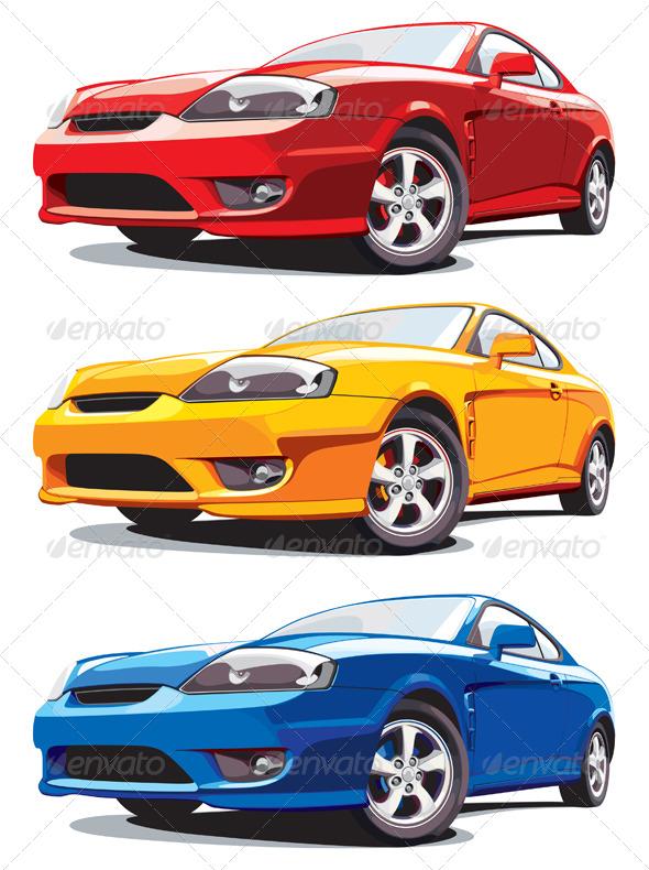 GraphicRiver Modern car 168132