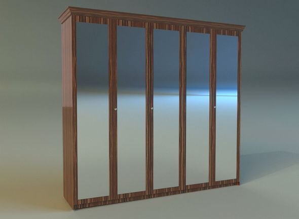 Closet - 3DOcean Item for Sale