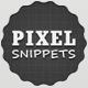 Pixelsnippets