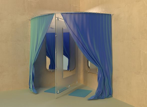 Dressing room - 3DOcean Item for Sale