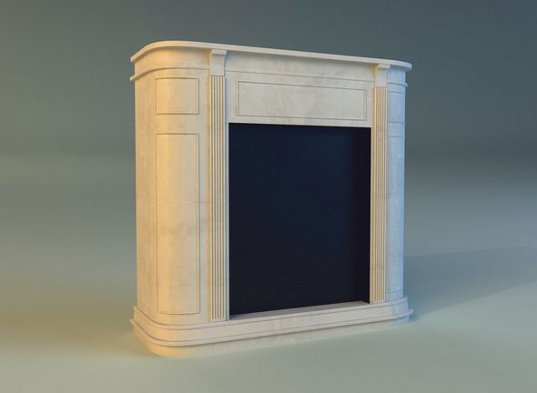 Fireplace 4 - 3DOcean Item for Sale
