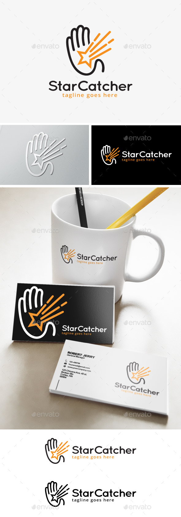 Star Catcher Logo