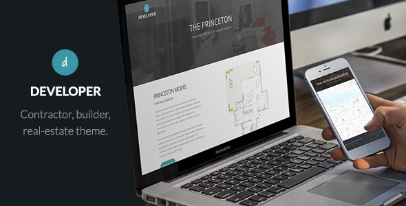 13 - Developer - Builder, Contractor, Developer WP Theme