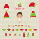 Elf Character Illustration Dress Up Game