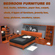 Bedroom furniture 05