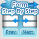 'Steppize' Form Step By Step